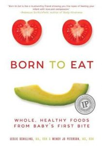 born to eat