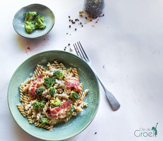 Recept: koemelkvrije macaroni met kaassaus
